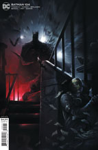 Image: Batman #104 (variant card stock cover - Francesco Mattina) - DC Comics
