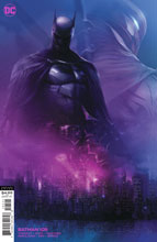 Image: Batman #105 (variant card stock cover - Francesco Mattina) - DC Comics