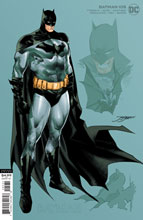 Image: Batman #105 (incentive 1:25 card stock cover - Jorge Jimenez) - DC Comics