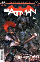 Image: Batman Annual #5 - DC Comics