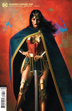 Image: Wonder Woman #768 (variant card stock cover - Joshua Middleton) - DC Comics