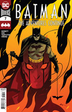 Image: Batman: The Adventures Continue #7 - DC Comics