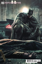 Image: Detective Comics #1032 (variant card stock cover - Lee Bermejo) - DC Comics