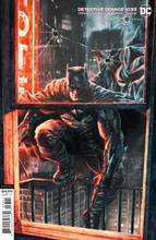 Image: Detective Comics #1033 (variant card stock cover - Lee Bermejo) - DC Comics