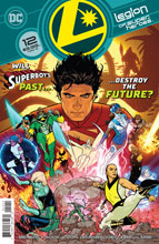Image: Legion of Super-Heroes #12 - DC Comics
