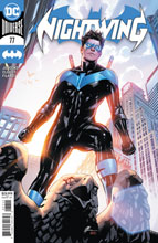 Image: Nightwing #77 - DC Comics