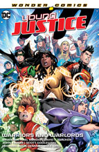 Image: Young Justice Vol. 3: Warriors and Warlords SC  - DC-Wonder Comics