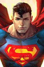 Image: Superman #28 (variant card stock cover - Kael Ngu) - DC Comics