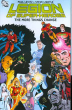 Image: Legion of Super-Heroes: The More Things Change SC  - DC Comics