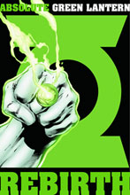 Image: Absolute Green Lantern: Rebirth Slipcased HC  - DC Comics