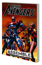 Image: Dark Avengers Vol. 01: Assemble SC  - Marvel Comics