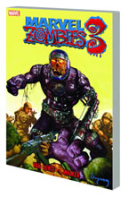 Image: Marvel Zombies 3 SC  - Marvel Comics