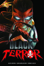 Image: Black Terror Vol. 01 SC  - D. E./Dynamite Entertainment
