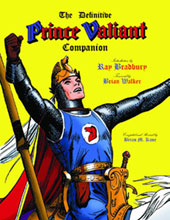 Image: Definitive Prince Valiant Companion SC  - Fantagraphics Books