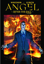 Image: Angel: After the Fall Vol. 02: First Night SC  - IDW Publishing