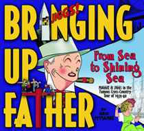 Image: Bringing Up Father Vol. 01: From Sea to Shining Sea HC  - IDW Publishing