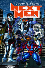 Image: Next Men Premiere ed. Vol. 02 HC  - IDW Publishing