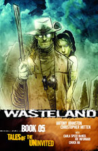 Image: Wasteland Vol. 05: Tales of the Uninvited SC  - Oni Press Inc