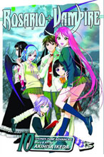 Image: Rosario Vampire Vol. 10 SC  - Viz Media LLC