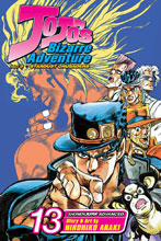 Image: Jojo's Bizarre Adventure Vol. 13 SC  - Viz Media LLC