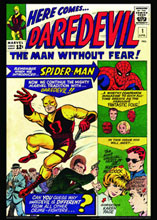 Image: Daredevil #1 Wall Poster  -