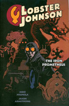 Image: Lobster Johnson Vol. 01: Iron Prometheus SC  - Dark Horse