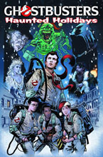Image: Ghostbusters: Haunted Holidays SC  - IDW Publishing