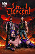 Image: Eternal Descent #5 - IDW Publishing