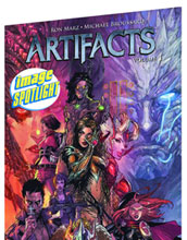 Image: Artifacts Vol. 01 SC  - Image Comics - Top Cow