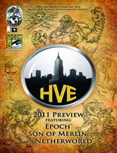 Image: HVE 2011 SDCC Exclusive Preview Book  - Image Comics - Top Cow