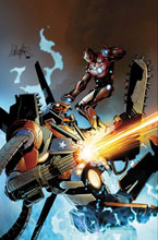 Image: Invincible Iron Man #32 - Marvel Comics