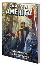 Image: Captain America: Two Americas SC  - Marvel Comics