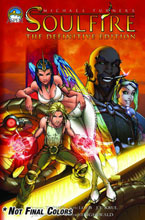 Image: Michael Turner's Soulfire Vol. 01: The Definitive Edition SC  - Aspen MLT Inc