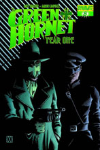 Image: Green Hornet Year One #8 - Dynamite
