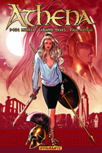 Image: Athena Vol. 01 SC  - D. E./Dynamite Entertainment