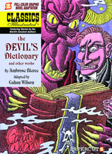 Image: Classics Illustrated Graphic Novel #11: The Devil's Dictionary HC  - Papercutz