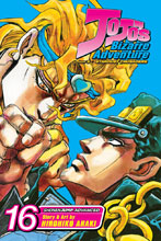 Image: Jojo's Bizarre Adventure Vol. 16 SC  - Viz Media LLC