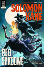 Image: Solomon Kane Vol. 03: Red Shadows SC  - Dark Horse
