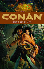 Image: Conan Vol. 11: Road of Kings HC  - Dark Horse