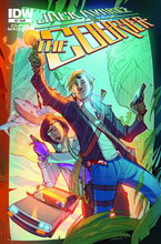 Image: Jack Avarice is the Courier #3 - IDW Publishing