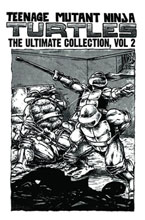 Image: Teenage Mutant Ninja Turtles Ultimate Collection Vol. 02 HC  - IDW Publishing