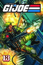 Image: Classic G.I. Joe Vol. 13 SC  - IDW Publishing