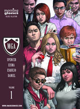Image: Morning Glories Vol. 01: For a Better Future HC  - Image Comics