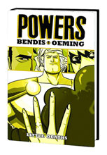 Image: Powers Prem Vol. 03: Little Deaths HC  - Marvel Comics - Icon