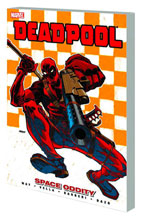 Image: Deadpool Vol. 07: Space Oddity SC  - Marvel Comics