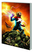 Image: Supreme Power: Gods and Soldiers SC  - Marvel Comics - Icon