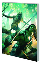Image: Skaar: King of the Savage Land SC  - Marvel Comics