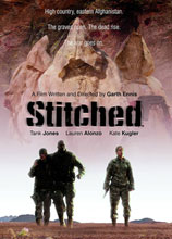 Image: Stitched DVD  - Avatar Press Inc