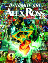 Image: Dynamite Art of Alex Ross HC  - D. E./Dynamite Entertainment