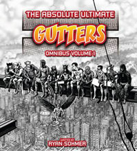 Image: Absolute Ultimate Gutters Omnibus Vol. 01 HC  - D. E./Dynamite Entertainment